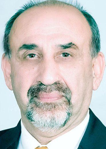 George Boghossian