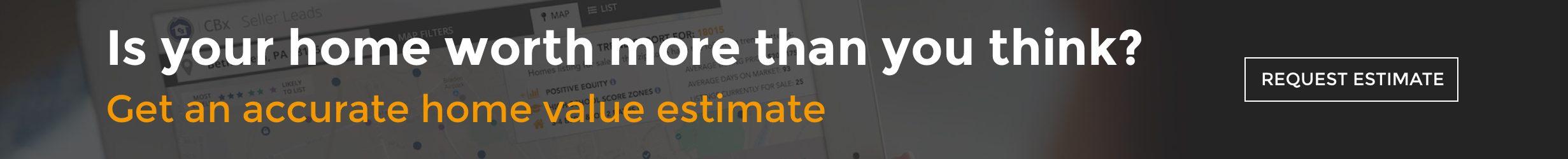 Get a home estimate