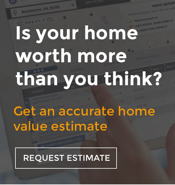 home estimate ad vertical