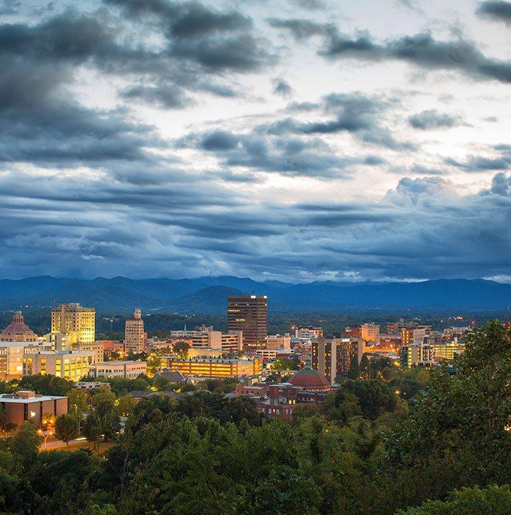 Asheville-Skyline-Dusk-CVB0247